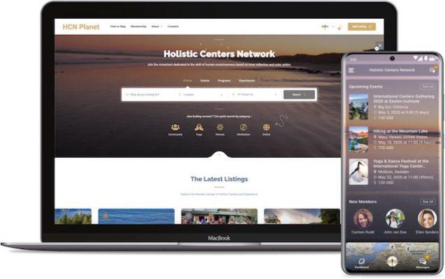 HCN Web and Mobile